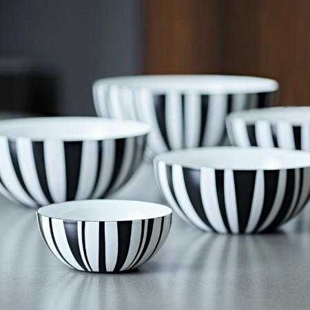 Cathrine Holm Stripes Svart